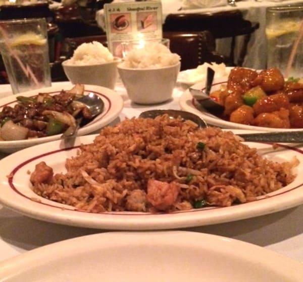 Shanghai River Shrimp Fried Rice