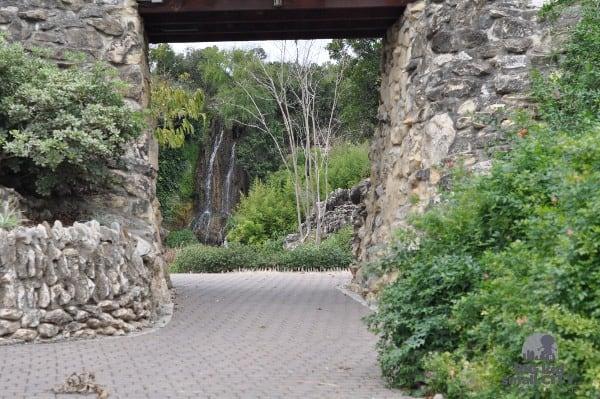 San Antonio Brackenridge Park Japanese Tea Garden