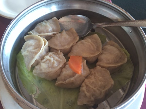 Auntie Changes Dumpling Container