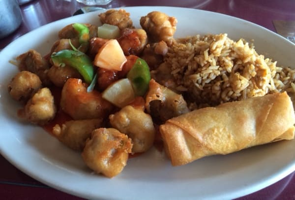 Auntie Changs Sweet and Sour