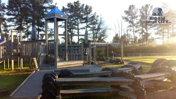 Jerry Matheson Park Memorial Playground