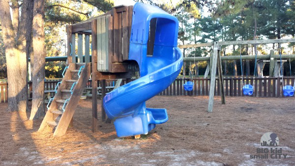 Jerry Matheson Toddler Playground