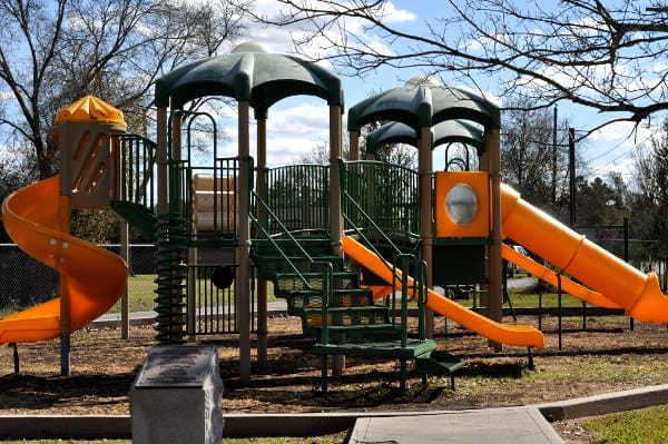 Martin Luther King Park Tomball BigKidSmallCity