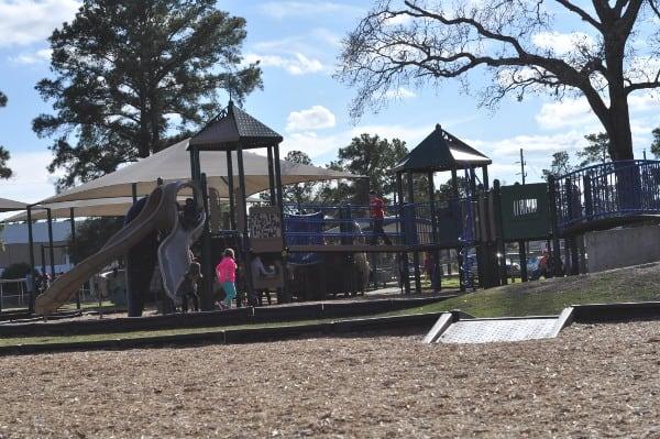 Matzke Park Spring Playground BigKidSmallCity