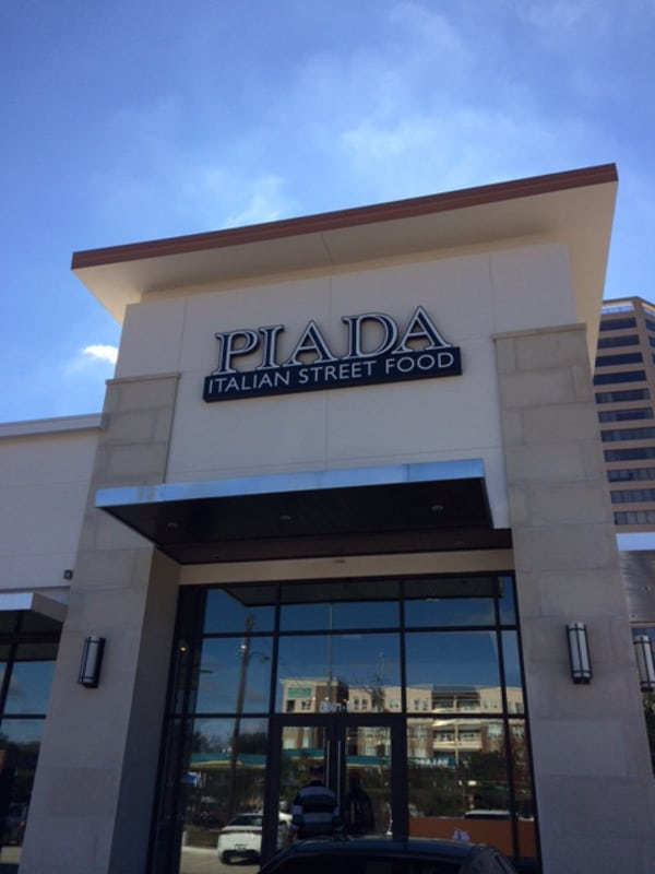 Piada Italian Street Food Houston