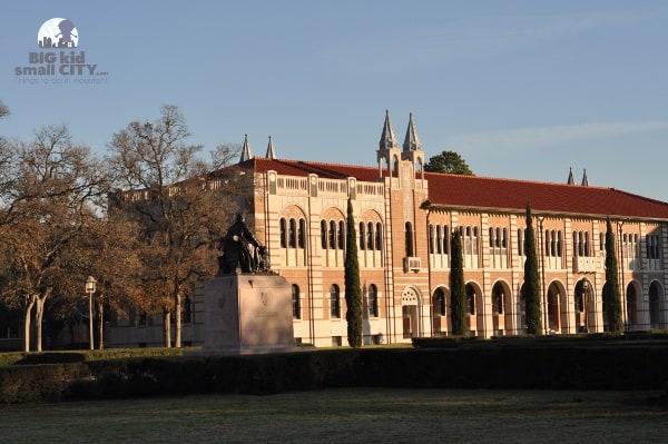 Rice University Herzstein Hall