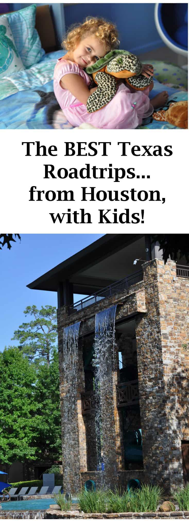 The Best Texas Roadtrips from Houston... as recommended by Houston parents!