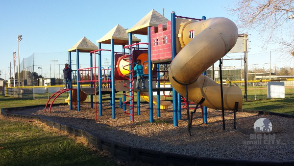 Wayne Stovall Sports Complex Play Structure Tomball