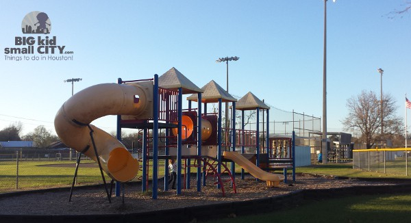 Wayne Stovall Sports Complex Playground Tomball