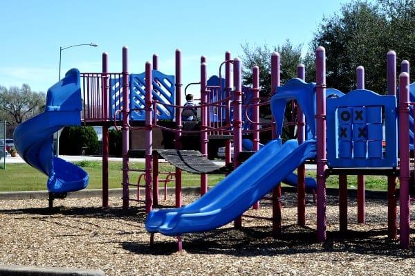 Anderson Park Playground Houston