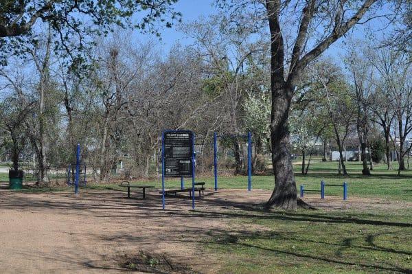 Arthur Storey Park Fitness Center