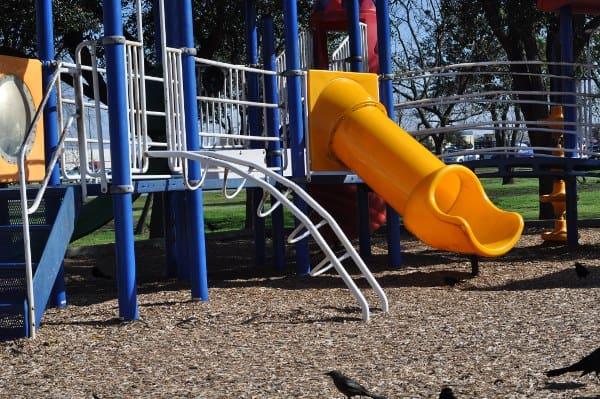 Arthur Storey Park Playground Slide