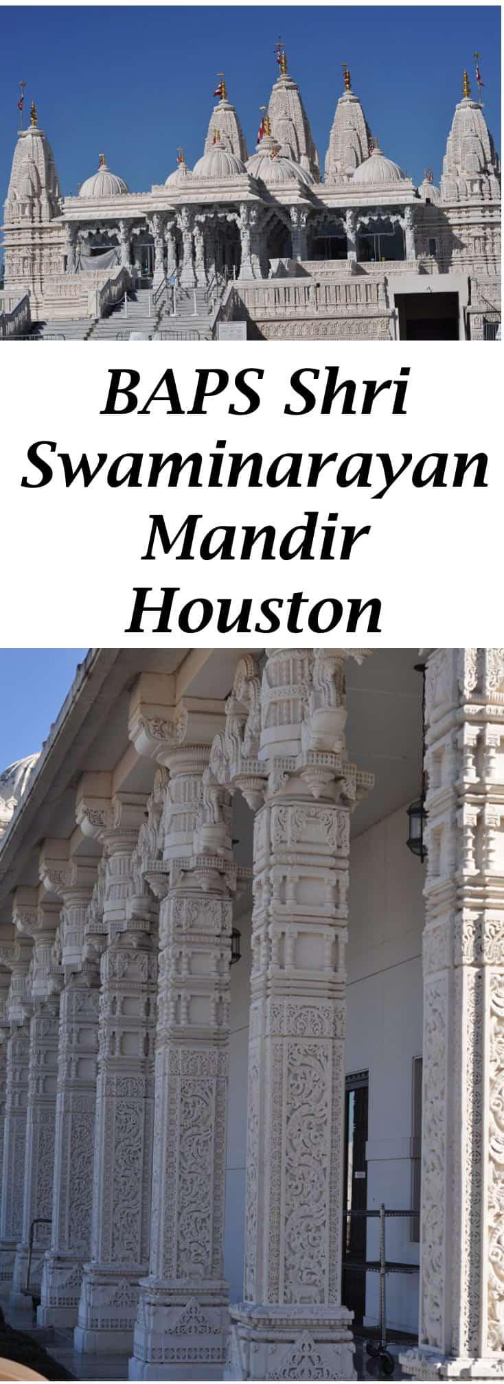 BAPS Shri Swaminarayan Mandir Houston BigKidSmalCity HoustonParents Magazine Pin