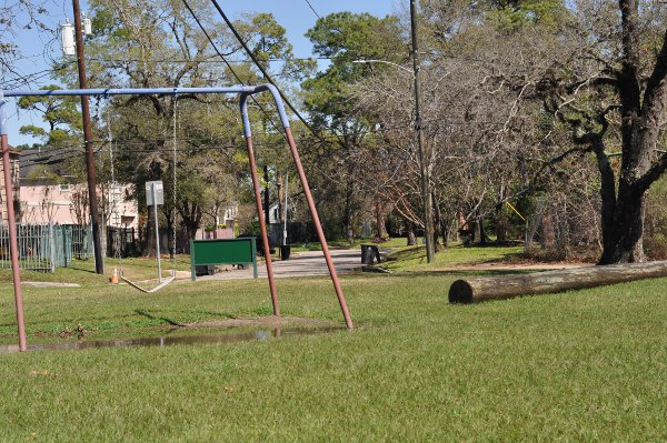 Bayou Bend Court Circle Park