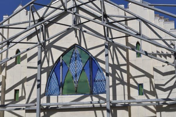 Bethel Church Beams