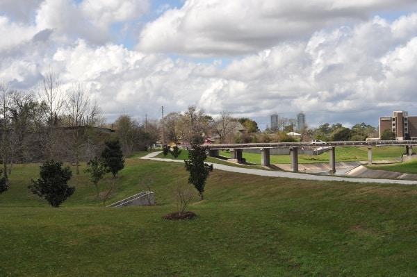 Brays Bayou Greenway Trail