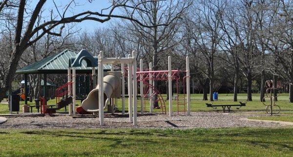Colony Bend Elementary School Big Playground