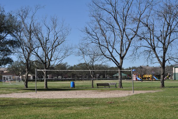 Colony Bend Elementary School Volleyball Court
