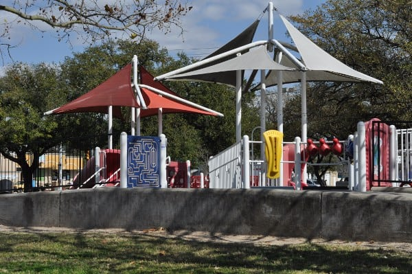 Eastwood Park Playground East End
