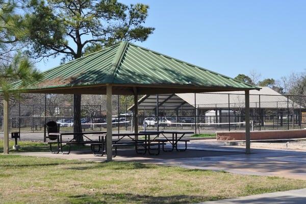 Gail Reeves Park Pavillion
