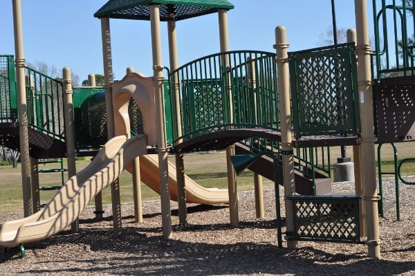 Gail Reeves Park Play Structure