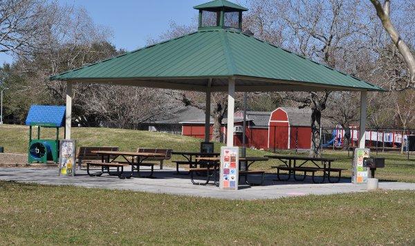 Godwin Park Pavillion