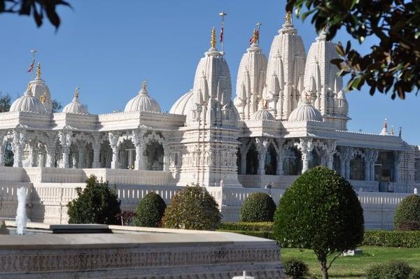 BigKidSmallCity.com HoustonParentsMagazine BAPS Shri Swaminarayan Mandir