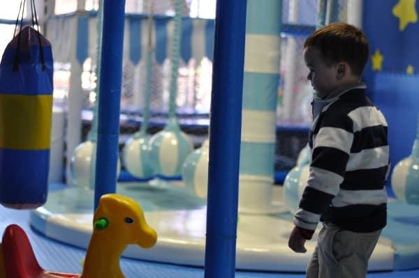 Hwami Play Park Rocking Horse