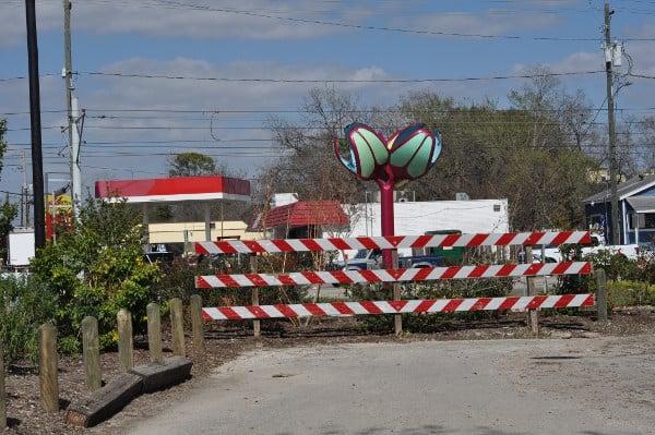 Jenkins Garden Dead End