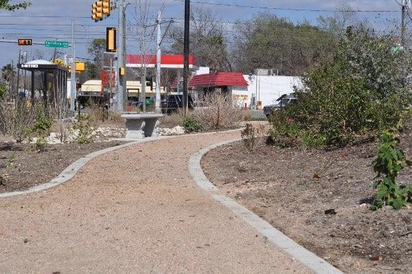 Jenkins Park Path
