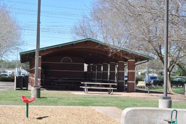 Lost Creek Park Pavilion