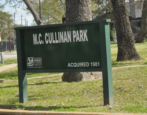 MC Cullinan Park East End Houston