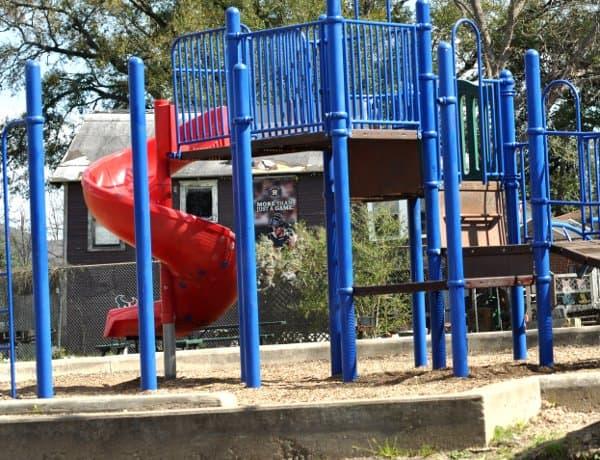 MC Cullinan Park Slide East End