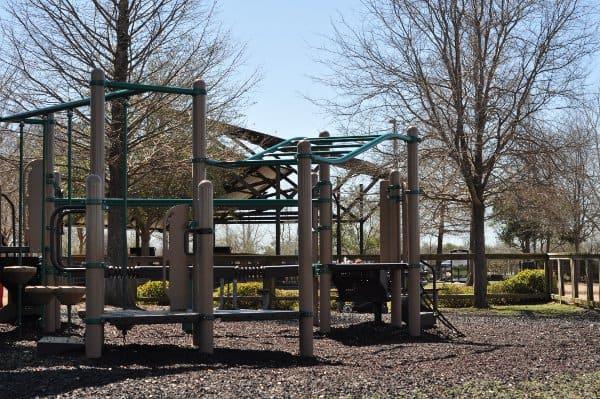 Memorial Park Sugar Land Playground