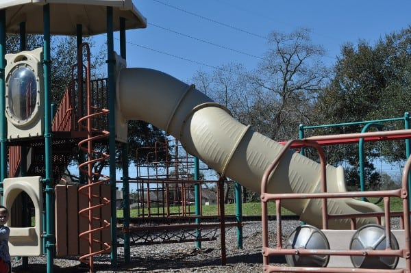 Mesquite Park Sugar Land Big Playground