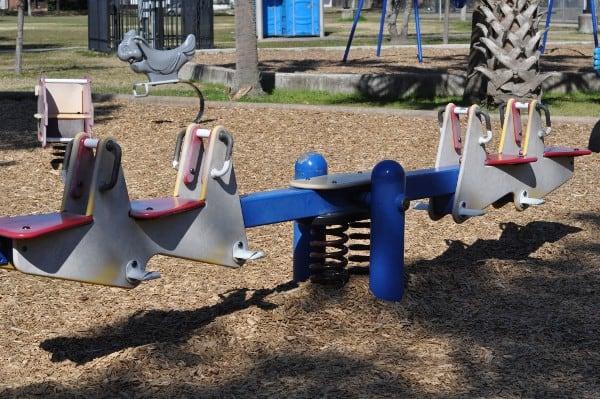 Meyerland Park Teeter Totter
