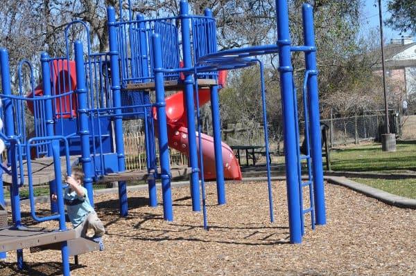 Mills Bennett Park Playground