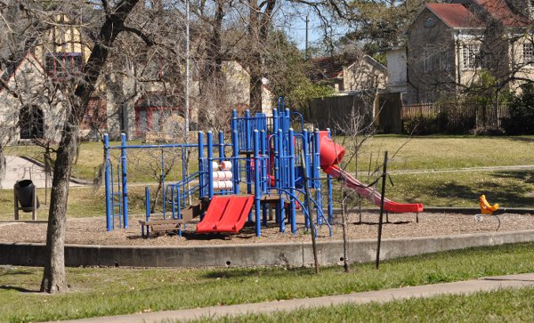 Riverside Park Playground
