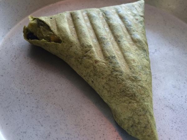Salad Extraveganza Wrap