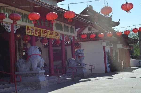 Teo Chew Temple Chinatown