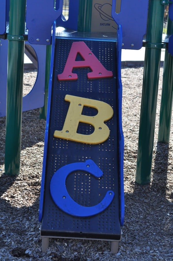Westbury Park ABC Climber