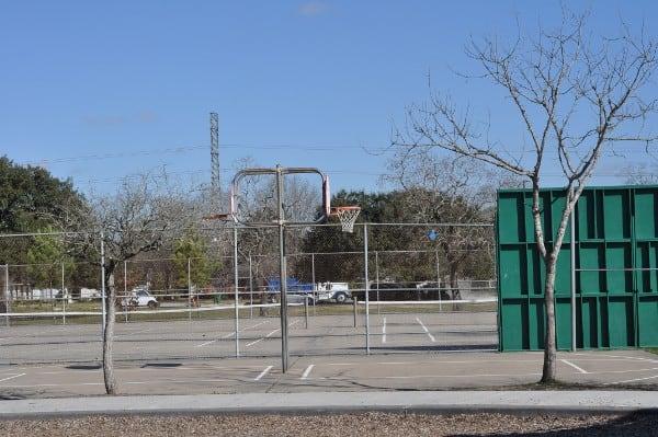 Westbury Park Basketball Court