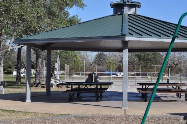 Westbury Park Pavilion