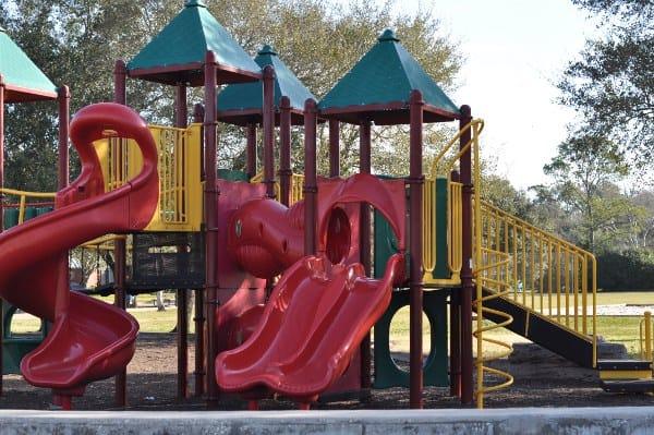 Willow Park Big Playground