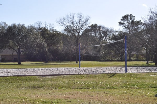 Willow Park Sand Volleyball