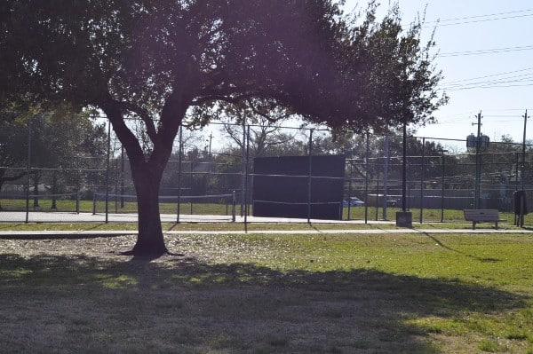 Willow Park Tennis Courts