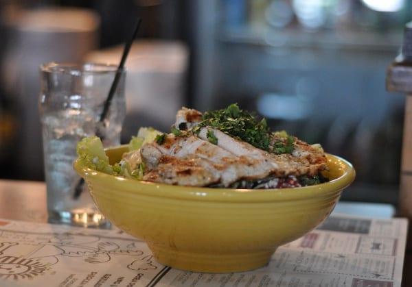 Barnabys Salad in Midtown