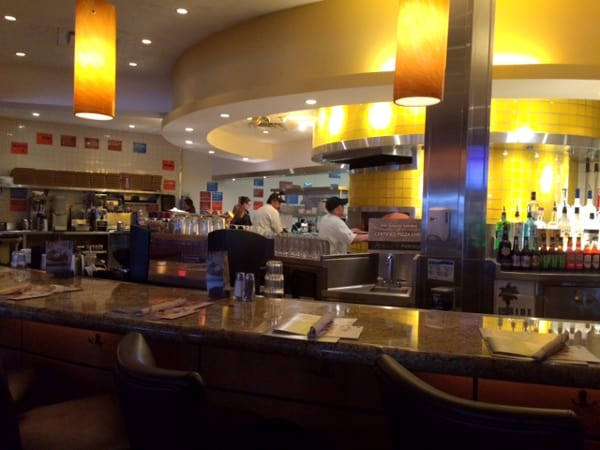 California Pizza Kitchen At Topanga Mall Canoga Park Ca