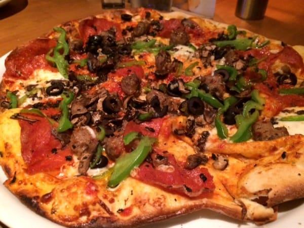 California Pizza Kitchen Pizza