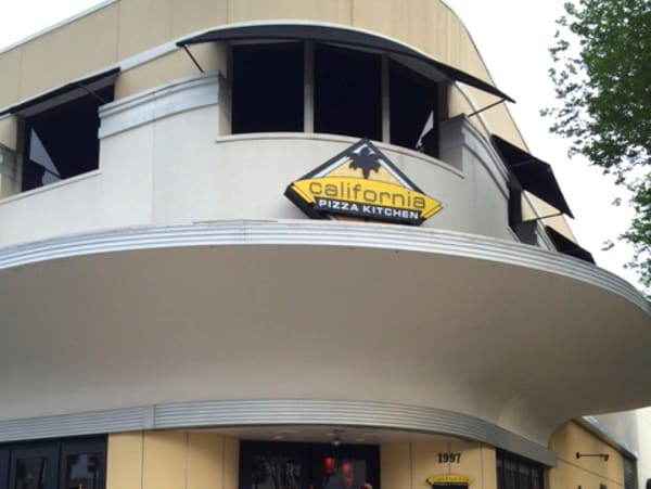 California Pizza Kitchen Houston West Gray